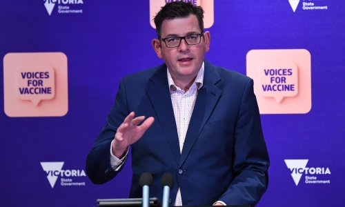 Victoria Covid update: unvaccinated residents will not be granted same freedom, Daniel Andrews says