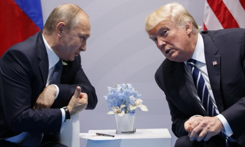 Kremlin papers appear to show Putin's plot to put Trump in White House