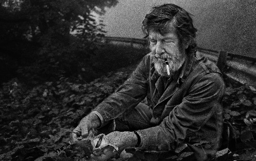 A mushroom-related brush with mortality: how John Cage fell for fungi