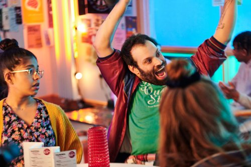 Jerk series two review – still the most outrageously un-PC comedy on TV