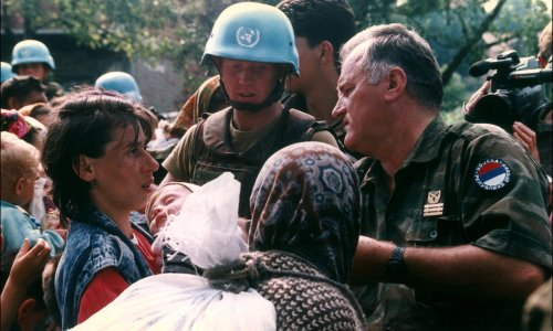 How the 'Hanging Woman' revealed truth of Bosnia's mass killer
