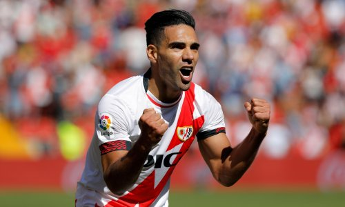 The Tiger who came for free: Falcao is back and scoring in La Liga