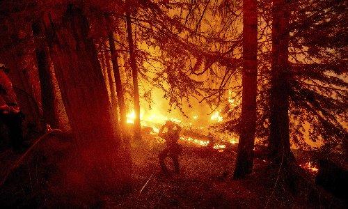 California pledges half a billion dollars to battle the threat of wildfire season