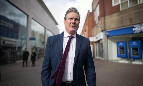 Can Keir Starmer outflank the Tories on 'law and order'? Suddenly, it's possible