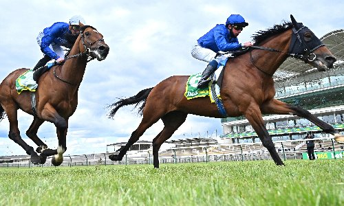 Talking Horses: Master Of The Seas for Guineas after Godolphin one-two