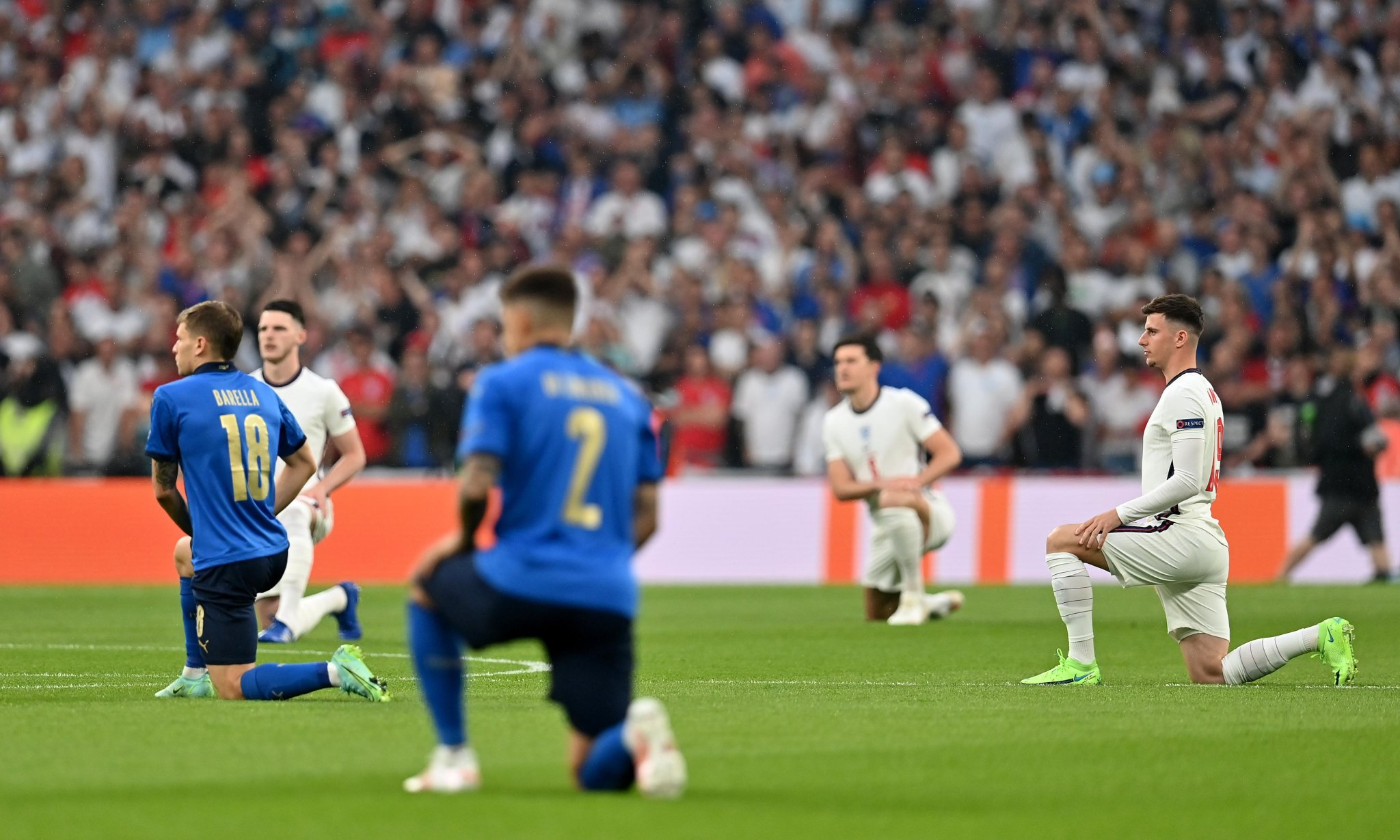 Southgate showed us a new England. But the old one hasn't gone away