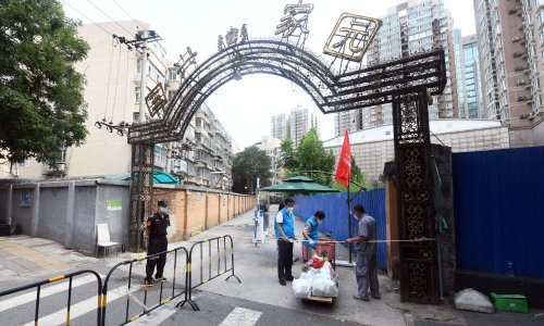 China shuts down transport routes as it battles worst Covid outbreak in months