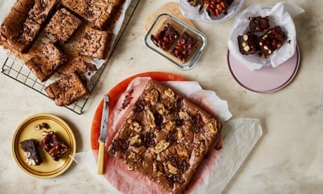 Three brownie recipes from The Exploding Bakery