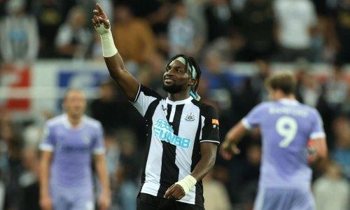 Brilliant Saint-Maximin rescues point for Newcastle against Leeds