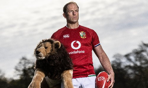 Sinckler a shock omission as Alun Wyn Jones named captain of Lions squad
