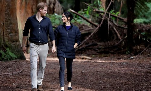 Meghan and Prince Harry discussed moving to New Zealand in 2018, governor general says