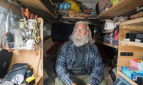 Off-road, off-grid: the modern nomads wandering America's back country