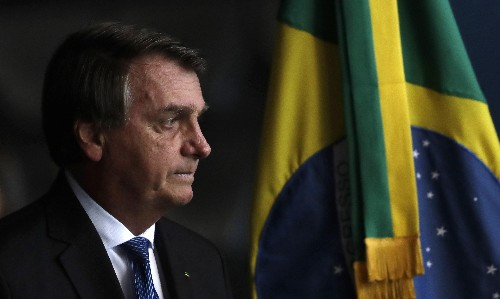 Jair Bolsonaro could face charges in The Hague over Amazon rainforest