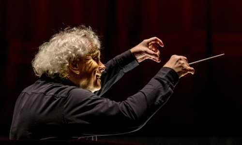 'Help us or LSO fails': Sir Simon Rattle's plea over Covid and Brexit