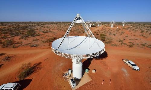 Australian telescope maps new atlas of the universe in record speed