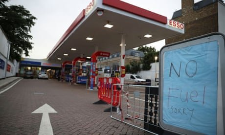 Shoppers warned of nightmare Christmas; fuel demand still at 'unprecedented demand' – as it happened