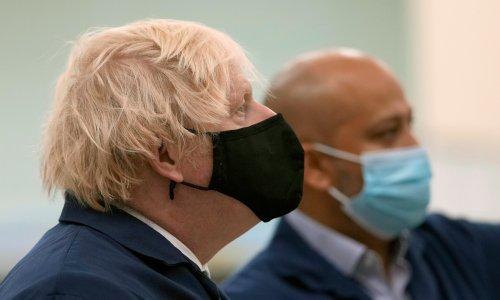 Johnson dumps 'amber watchlist' plan as it emerges top adviser has quit