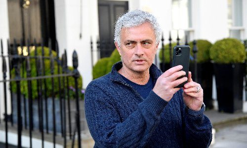 Tottenham sacking consigns dour and dogmatic José Mourinho to the past