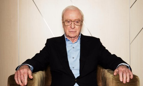Michael Caine on Brexit, Boris Johnson and big breaks: 'I've done 150 movies. I think that's enough'