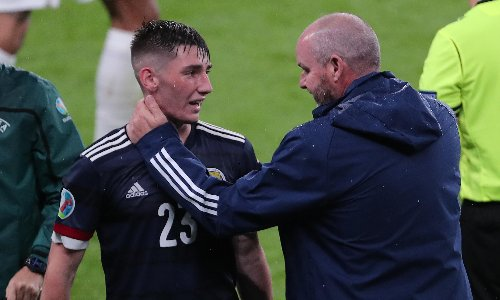 Scotland's Billy Gilmour catches the eye with star turn against England