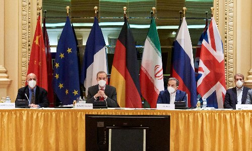 Iran nuclear talks to continue next week after breakthrough