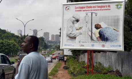 Ivory Coast confirms first Ebola case since 1994