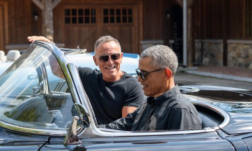 Springsteen and Obama on friendship and fathers: 'You have to turn your ghosts into ancestors'