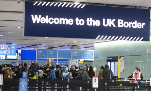 EU citizens arriving in UK being locked up and expelled