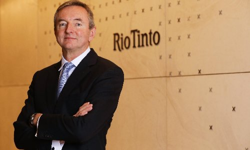 Rio Tinto investors welcome chair's decision to step down after Juukan Gorge scandal
