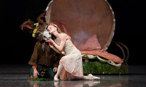 San Francisco Ballet: A Midsummer Night's Dream review – two acts of pure dance run smooth