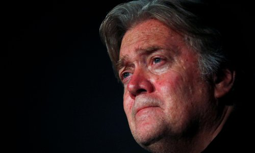 House holds Trump ally Steve Bannon in criminal contempt of Congress