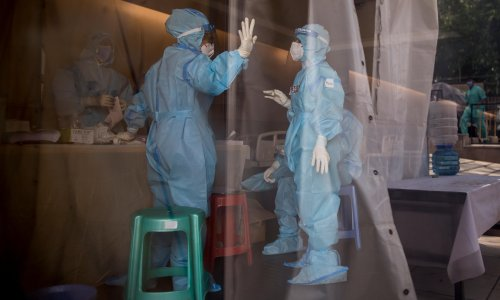 Oxygen leak kills 22 in Indian hospital as Covid crisis worsens