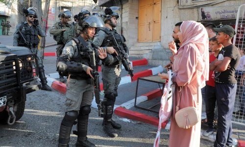 As world leaders gather at the UN, the violation of Palestinian rights must be on the agenda