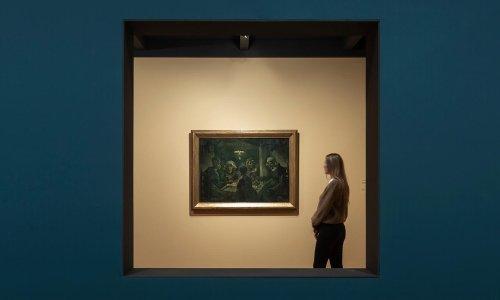 Unseen Van Gogh sketches that rework scorned masterpiece to go on display