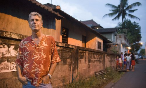 Five of Anthony Bourdain's favourite food destinations