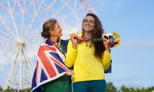 Jess Fox a fitting victor in Olympics arena she has dominated for so long