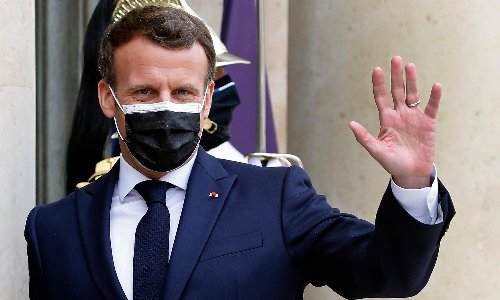 Why is Macron abolishing France's school for the political class?