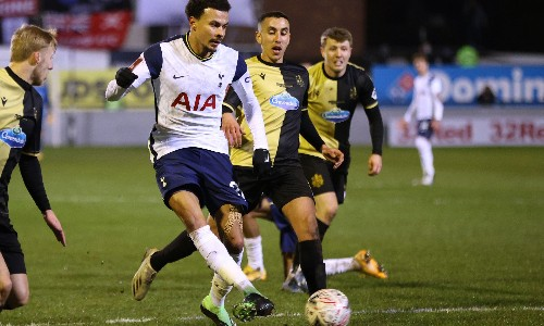 José Mourinho suggests Dele Alli is not happy and not fighting for Tottenham