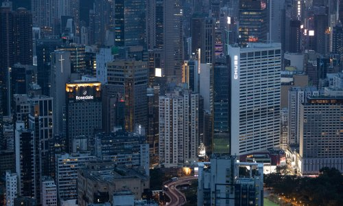 Hong Kong doubles down on Covid restrictions to fall into line with mainland China