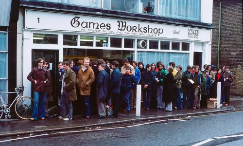 How Games Workshop grew to become more profitable than Google