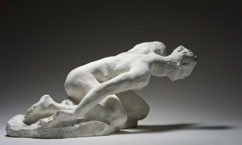 The Making of Rodin review – the sculptor in a ghostly new light