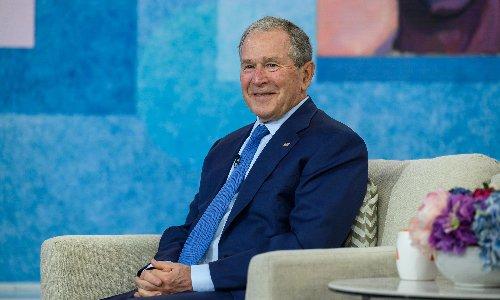 Bush: 'Anglo-Saxon' ideals show pro-Trump Republicans 'want to be extinct'