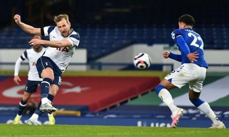 Everton 2-2 Tottenham Hotspur: Premier League – as it happened