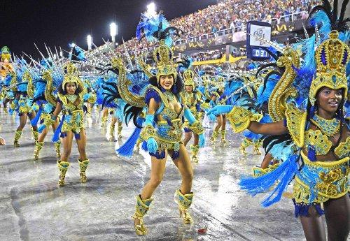 Samba and caipirinhas: how to celebrate Rio's cancelled carnival online