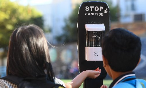 Swapping handwashing for sanitiser partly to blame for Victoria's gastro outbreak