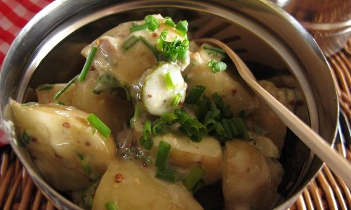 Spuds you'll like! 10 delicious, filling and fabulous potato salads