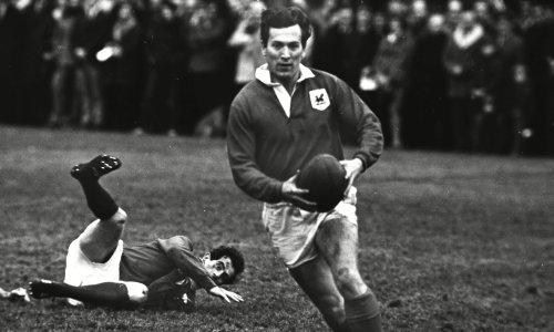 John Dawes, Wales and British & Irish Lions legend, dies aged 80