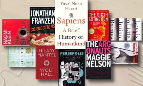 The 100 best books of the 21st century