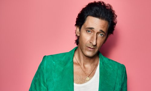 Adrien Brody: 'Actors are attention seekers. But I'm an introvert'