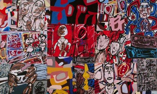 Crude, obscene and extraordinary: Jean Dubuffet's war against good taste